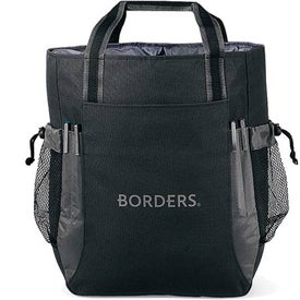 Branded Transitions Backpack Tote