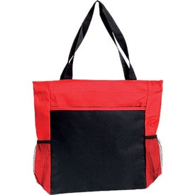 Travel Tote with Your Slogan