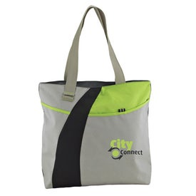 Promotional Trek Shoulder Tote