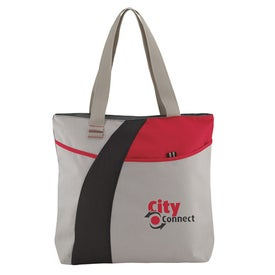Trek Shoulder Tote for Your Organization