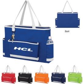 Tri-Pocket Tote Bag