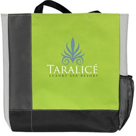Promotional Tri-Tone Tote