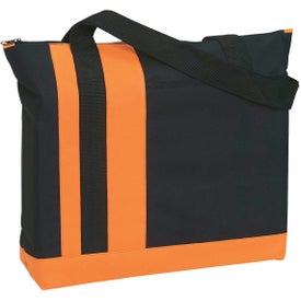 Advertising Tri-Band Tote Bag