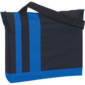 Advertising Tri-Band Tote Bag