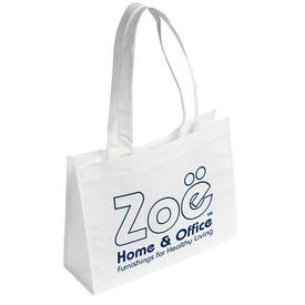 Tropic Breeze Tote Bag Printed with Your Logo