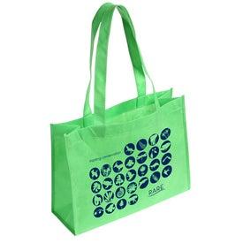 Tropic Breeze Tote Bag Giveaways