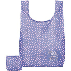 Small Tuck and Toss Tote Bag