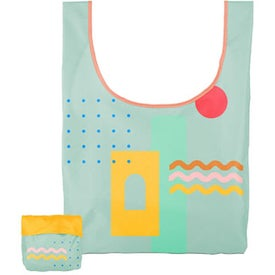 Medium Tuck and Toss Tote Bag
