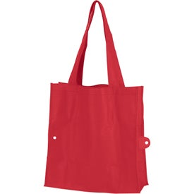 Customized Tuck-Fold Tote Bag