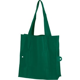 Tuck-Fold Tote Bag Branded with Your Logo