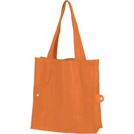 Logo Tuck-Fold Tote Bag