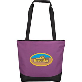 Imprinted Turner Meeting Tote