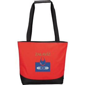 Printed Turner Meeting Tote