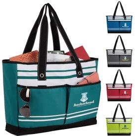 Two-Pocket Fashion Tote Bag