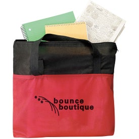 Two-Tone Air-Tote Imprinted with Your Logo