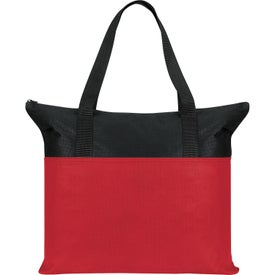 Two-Tone Air-Tote Printed with Your Logo