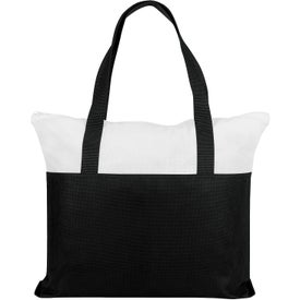 Two-Tone Air-Tote Giveaways