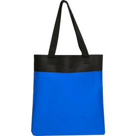 Two Tone Deluxe Tote Bag