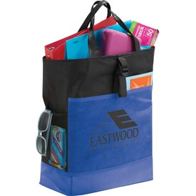 The Two-Time Backpack Tote Bag for Marketing