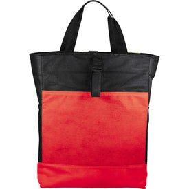 The Two-Time Backpack Tote Bag for your School