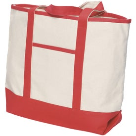 Ultimate Boat Tote with Your Logo