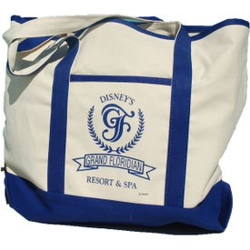 Ultimate Boat Tote Printed with Your Logo
