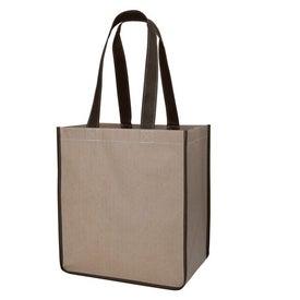 V Natural Kraft Sack for Customization