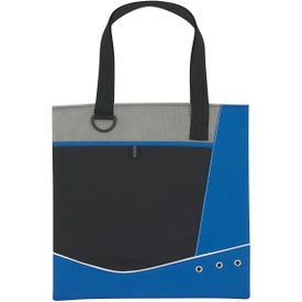 Valley Tote Bag with Grommets