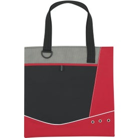 Company Valley Tote Bag with Grommets
