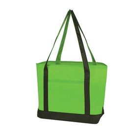 Value Boat Tote Branded with Your Logo