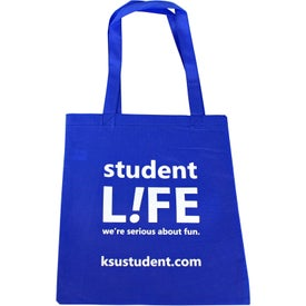 Eco-Friendly Non Woven Tote Bag with Your Logo