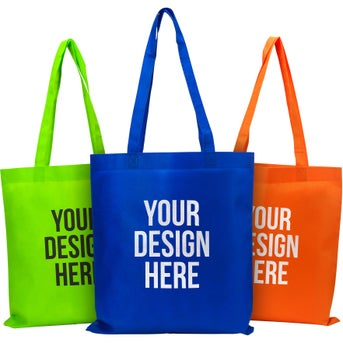 57d63df9e41b Eco-Friendly Non Woven Tote Bag (Small)
