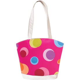 Vegas Tote Bag with Your Logo