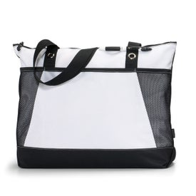Imprinted Venture Business Tote Bag