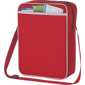 Vertical Flight Tote for Promotion