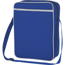 Branded Vertical Flight Tote