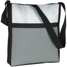 Company Vertical Travel Tote Bag