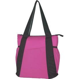 Advertising Vogue Tote Bag