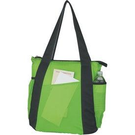 Logo Vogue Tote Bag