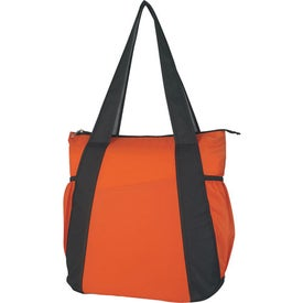 Branded Vogue Tote Bag