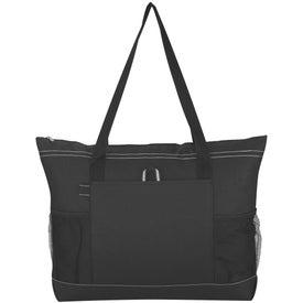 Logo Voyager Tote Bag