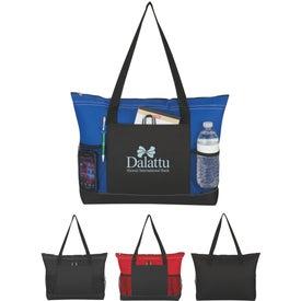 Advertising Voyager Tote Bag