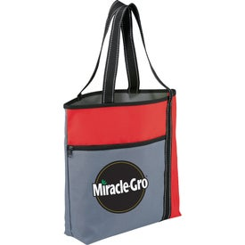 Advertising Wake Up Meeting Tote Bag