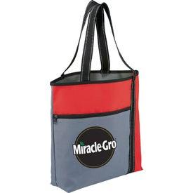 Advertising Wake Up Meeting Tote Bag