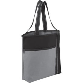 Custom Wake Up Meeting Tote Bag