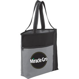 Logo Wake Up Meeting Tote Bag