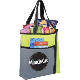 Wake Up Meeting Tote Bag for Promotion