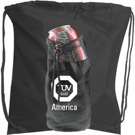 Personalized Water Bottle Backpack