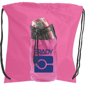 Customized Water Bottle Backpack
