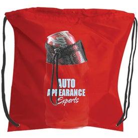 Water Bottle Backpack for Promotion